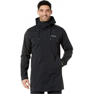 Columbia East Park Mackintosh Jacket Black