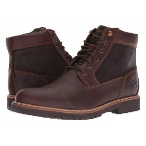 Marshall Rugged Cap Toe Saddle Brown