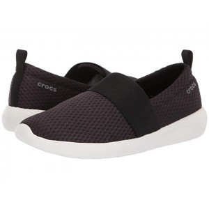 LiteRide Mesh Slip-On Black/White