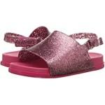 Mini Beach Slide Sandal (Toddler/Little Kid) Pink Glitter