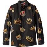 D&G King Button Up (Big Kids)