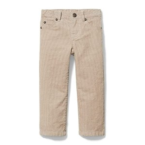 Straight Stretch Cord Pants (Toddler/Little Kids/Big Kids)