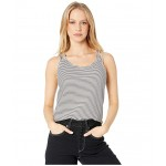 Flashback Moments Tank Anthracite Cosy Stripes
