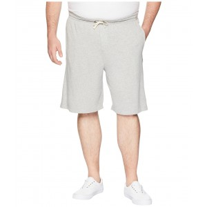Big & Tall Spa Terry Shorts Spring Heather