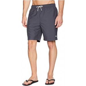 Textured Swimshorts Charcoal