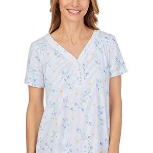 Soft Jersey Cap Sleeve Waltz Gown