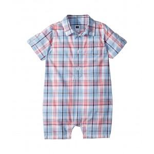 Gingham One-Piece (Infant) Multi Plaid