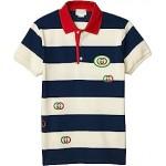 Striped Cotton Piquet Polo (Little Kids/Big Kids)