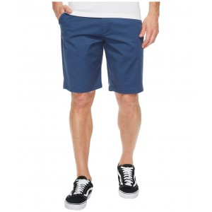 Contact Stretch Shorts Ocean