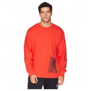 NMD Sweatshirt Lush Red