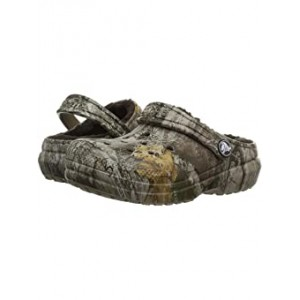 Classic Realtree Edge Lined Clog (Toddler/Little Kid)