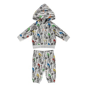 Zebra DJ Hoodie and Joggers Set (Infant)