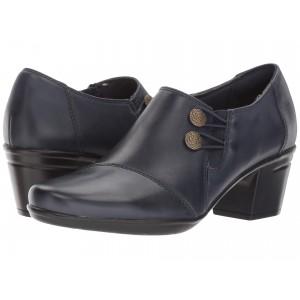 Emslie Warren Navy Leather