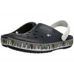 Crocband Holiday Clog Black