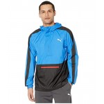 PUMA Pivot 1u002F2 Zip Jacket Palace Blue/Puma Black