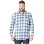Big & Tall Boulder Ridge Long Sleeve Flannel Mountain Pop Plaid