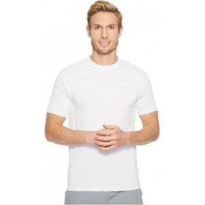 Sunblock Short Sleeve Rashguard White/Overcast Gray