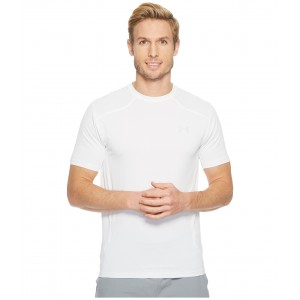 Sunblock Short Sleeve Rashguard White/Overcast Gray