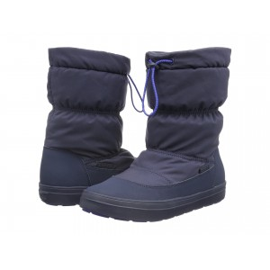 LodgePoint Pull-On Boot Navy