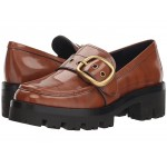 Grand Lug Sole Loafer Lion Cordovan