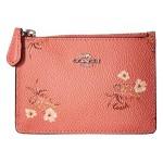 Floral Bow Mini ID Skinny