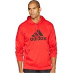 Team Issue Pullover Fleece Hoodie Scarlet