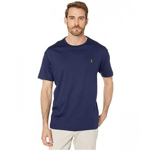 Polo Ralph Lauren Classic Fit Soft Cotton T-Shirt French Navy