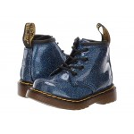 1460 Patent Glitter Infant Brooklee Boot (Toddler) Blue Coated Glitter