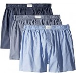 Cotton Classics 3-Pack Woven Boxer Ice