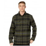 Deschutes River Heavyweight Flannel Peatmoss Large Plaid