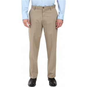 Dockers Signature Stretch Relaxed Flat Front Timberwolf