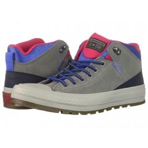 Chuck Taylor All Star Street Boot - Hi Mason/Obsidian/Pink Pop