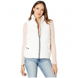 24.5 Puffer Vest White