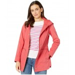 Packable Rain Jacket Red
