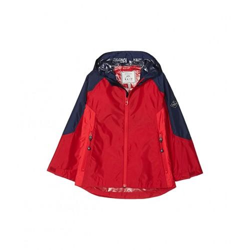 Dalton Colorblock Jacket (Toddler/Little Kids/Big Kids) Red