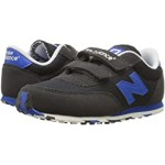 KE410v1 (Infant/Toddler) Black/Blue