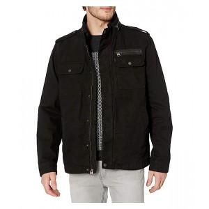 Levis Lightweight Cotton Military Black