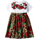 D&G Roses Dress (Big Kids)