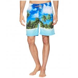 Tropical Island Swimwear Paradise