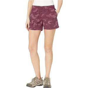 Silver Ridge Printed Pull-On Shorts