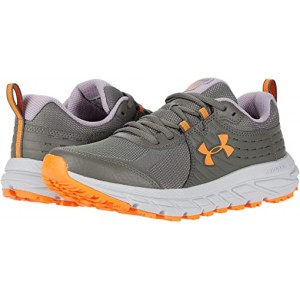 Under Armour Charged Toccoa 2 Surface Gray/Purple Haze/Orange Spark