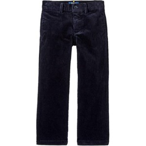 Slim Fit Stretch Corduroy Pants (Little Kids)