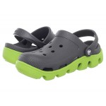 Crocs Duet Sport Clog Graphite/Volt Green