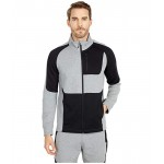 PUMA EVOSTRIPE Track Jacket Medium Gray Heather