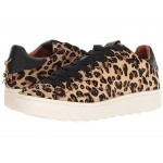 C101 Low Top Sneaker in Embellishment Leopard Natural/Black