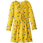 Printed Dress with Frills (Toddler/Little Kids/Big Kids)