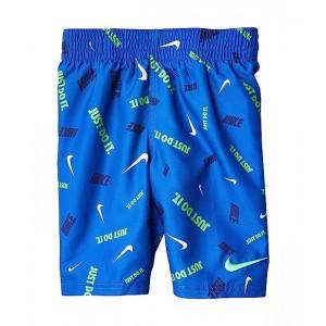 Nike Kids Logofetti Shorts (Big Kids) Game Royal