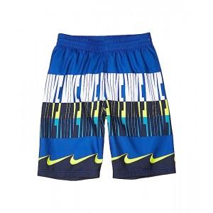 Nike Kids 8 Clash Breaker Volley Shorts (Little Kidsu002FBig Kids) Midnight Navy