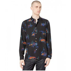 Tailored Long Sleeve Shirt