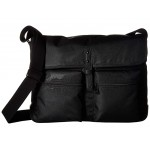 Buckner Messenger Bag Black